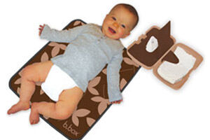 b.box Falling Leaves Baby Wallet