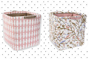 Storage tubs by DwellStudio