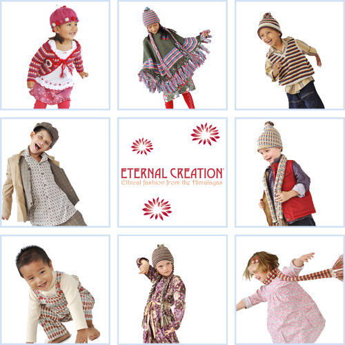 Eternal Creation - Ethical fashion from the Himalayas