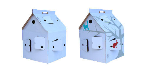 Kidsonroof cubby houses available at ecobabe