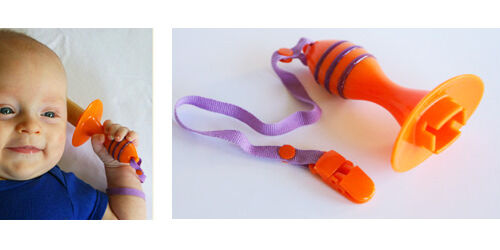 Groovy Gripper available at Button Baby