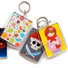 Bag tags from Iddy Biddy Boo