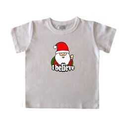 Quirkty boys' Christmas tees from Quinn Macool