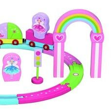 Sparkle T Fairy Train available from Midgee Moo