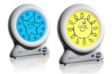 Gro Clock toddler clocks