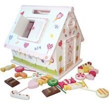 SparkleT candy house play set