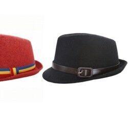 Beautique Fedora hats for boys