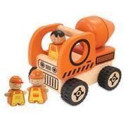 Construction vehicles play set