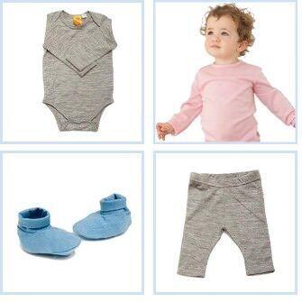 New merino wool clothing from Babu