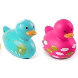 Boon 'Odd Duck' bath toys