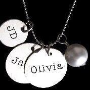 Mooo personalised jewellery