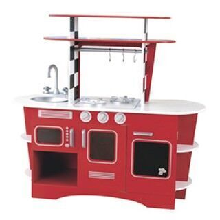 Kids Central 'Diner' wooden kitchen