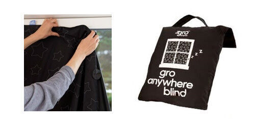 Gro Anywhere blockout blind