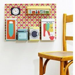 Zoe de las Cases miniature kitchen, laundry and shop