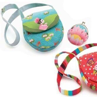 Djeco bag and purse