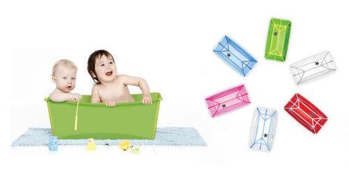 Flexi Bath foldable baby bath