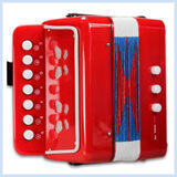 Mini piano accordian