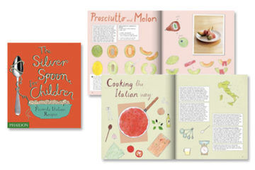 The Silver Spoon for Children book