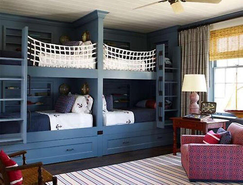Bunk beds: nautical