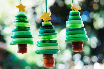 25 fabulous Christmas crafts for the festive season   Mum's Grapevine
