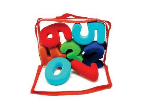 Goldfish Gifts rubber magnetic numbers