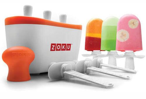Keeping kids cool - Zoku Quick Pop maker