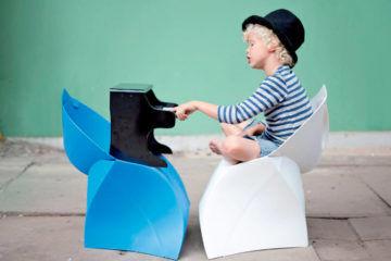 Flux Junior foldable kids chair