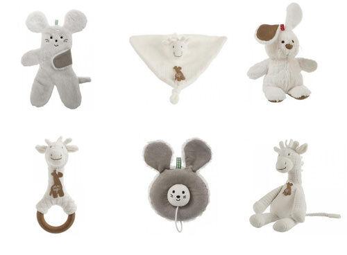 Happy Horse Soft Toys & Rattles
