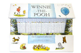 Winnie the Pooh box set of books