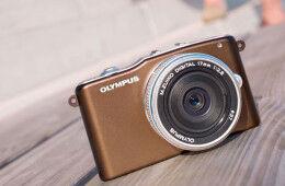 Olympus PEN mini camera