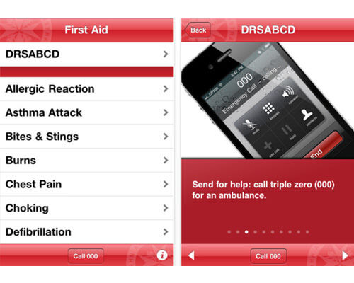 Best apps for parents: first aid
