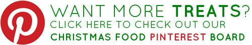 Christmas Food Pinterest Board