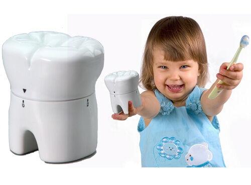 Twooth timer tooth brushing timer