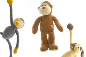 miYim organic plush toys