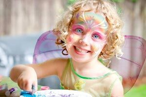 Pure Poppet Face Paint and Play Makeup