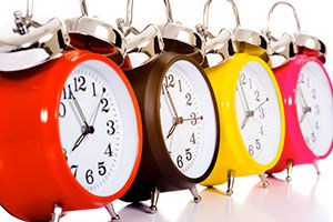 10 things to do before Daylight Savings ends