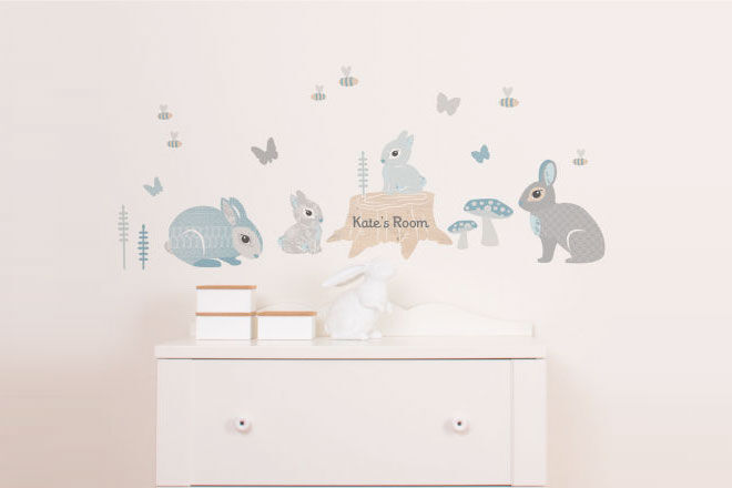 tinyme wall stickers