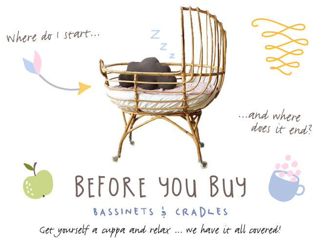 before you buy a bassinet buide