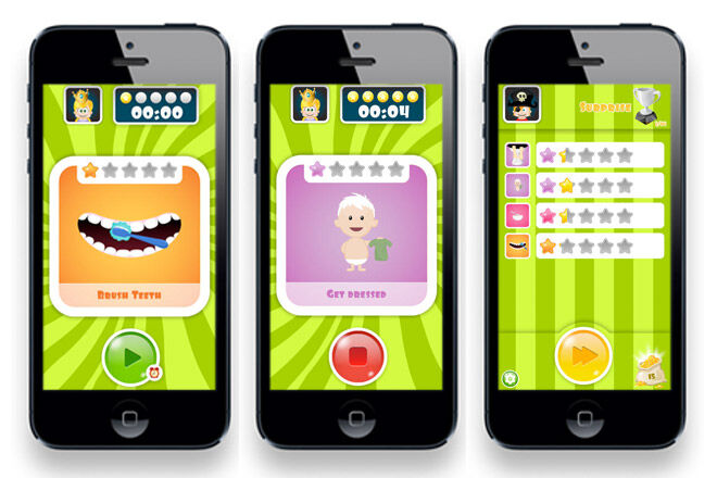 Appr Review: Morning Kids