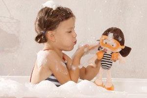 Bath dolls