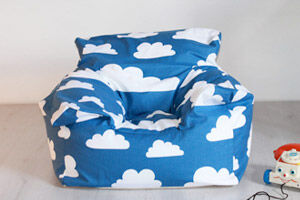 Kids beanbag chair