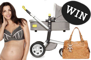 Win a luxury maternity pack