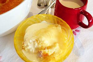 Lemon Delicious Pudding Recipe