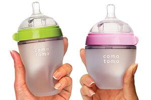 Comotomo bottle for baby