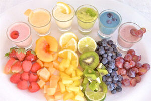 Six Summer Smoothies