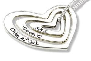 Uberkate Your Scribe Jewellery
