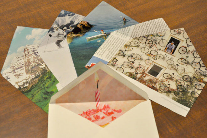 Photo Envelope Liners - Darkroom and Dearly