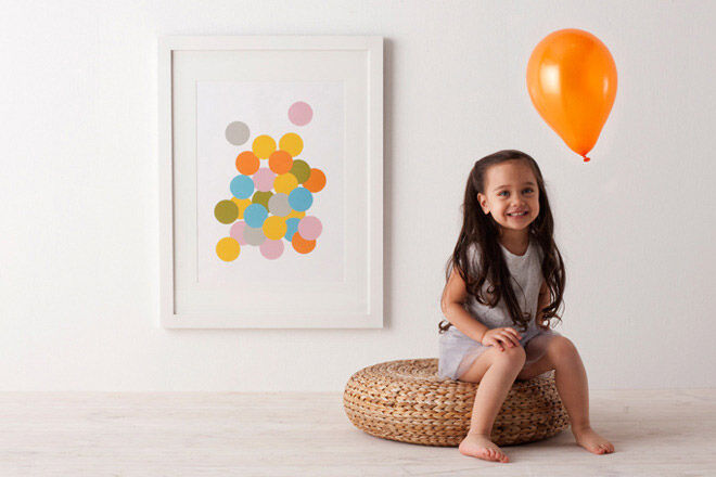 Nursery Art Ideas