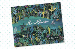 Book Review - A River by Marc Martin