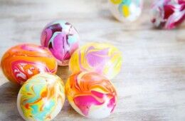 7 ways to have a 'choc-free' Easter hunt